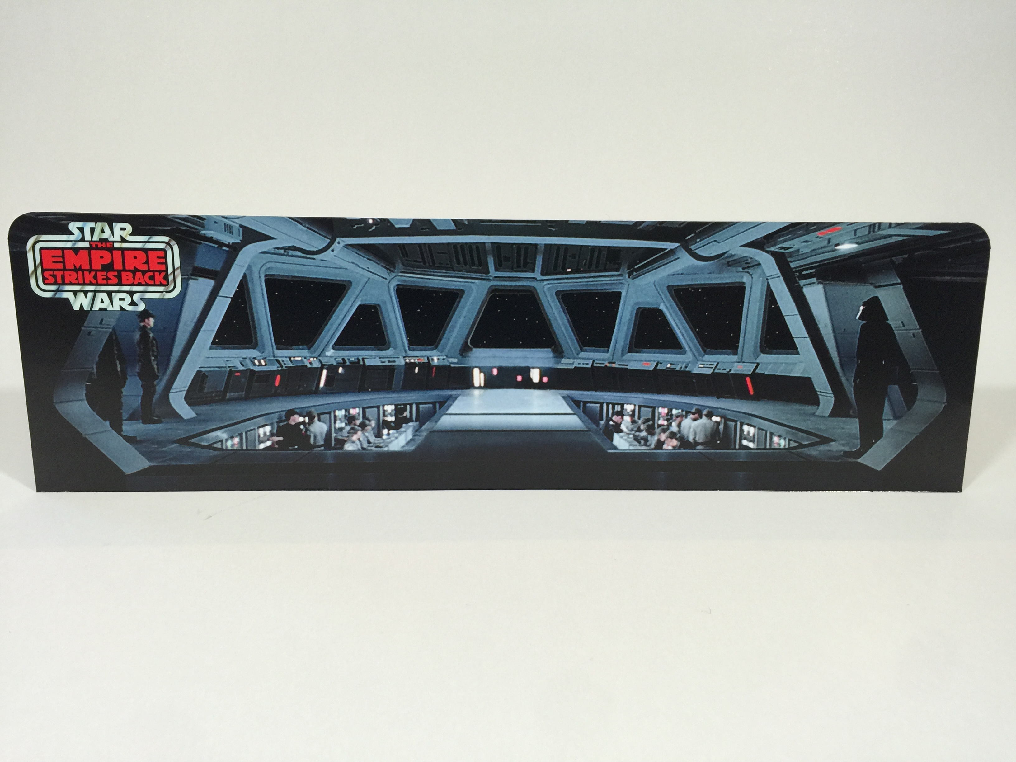 Sungard Exhibition Stand Here Alone : The empire strikes back custom executioners bridge display