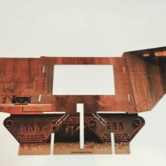 Replacement Vintage Star Wars Kenner Land Of The jawa backdrop only