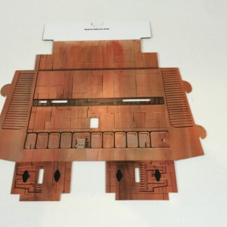 Replacement Vintage Star Wars Kenner Land Of The Jawa body only