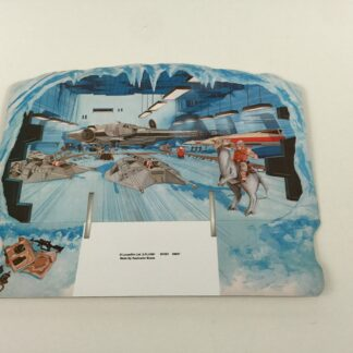 Replacement Vintage Star Wars Empire Strikes Back Rebel Command Center backdrop only