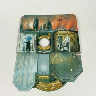 Replacement Vintage Star Wars Empire Strikes Back Cloud City backdrop only