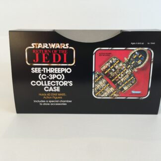Replacemnent Vintage Star Wars Return Of The Jedi C-3PO case sleeve