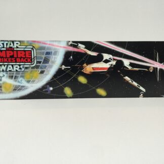Reproduction Vintage Star Wars Prototype Empire Strikes Back display backdrop grey mail away stand