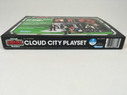 Replacement Vintage Star Wars Empire Strikes Back Cloud City Playset box and inserts