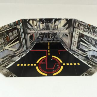 Replacement Vintage Star Wars Empire Strikes Back Special Offer Slave One display backdrop