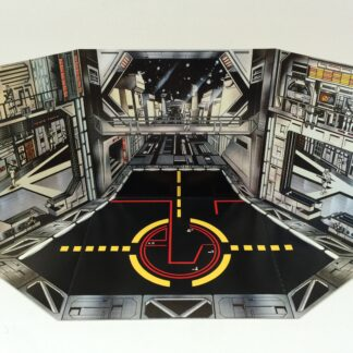 Replacement Vintage Star Wars Empire Strikes Back Special Offer Darth Vader Tie Fighter backdrop display