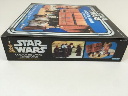 Replacement Vintage Star Wars Kenner Land Of The Jawa box and inserts