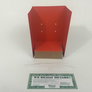 """Replacement Vintage Star Wars 12"""" R2-D2 box insert"""