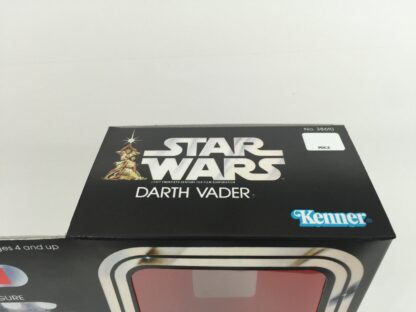 """Replacement Star Wars 12"""" Darth Vader box + inserts"""