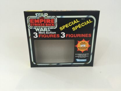 Replacement Vintage Star Wars Empire Strikes Back Simpsons 3-pack box