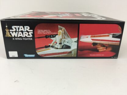 Replacement Vintage Star Wars 2nd Edition X-wing box and insert
