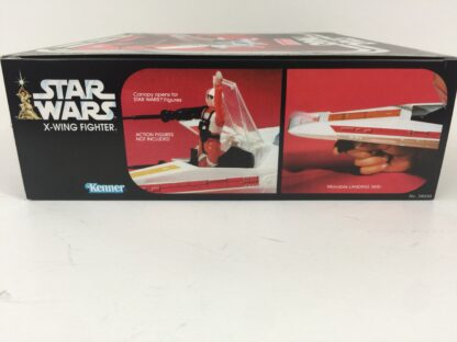 Replacement Vintage Star Wars 3rd Edition X-wing box and insert