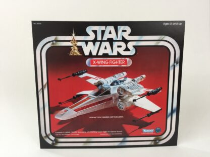 Vintage Star Wars X-wing box front only
