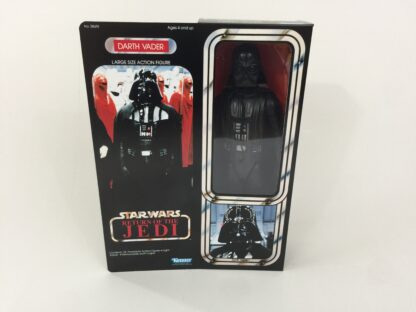 "Custom Vintage Star Wars Return Of The Jedi 12"" Darth Vader box + insert"