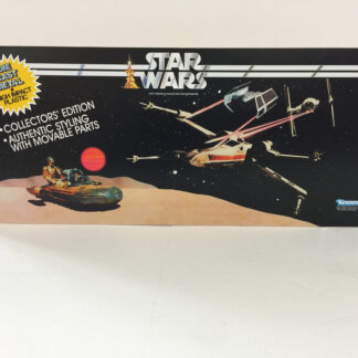 Replacement Vintage Star Wars Die Cast 2nd Edition display bin and header