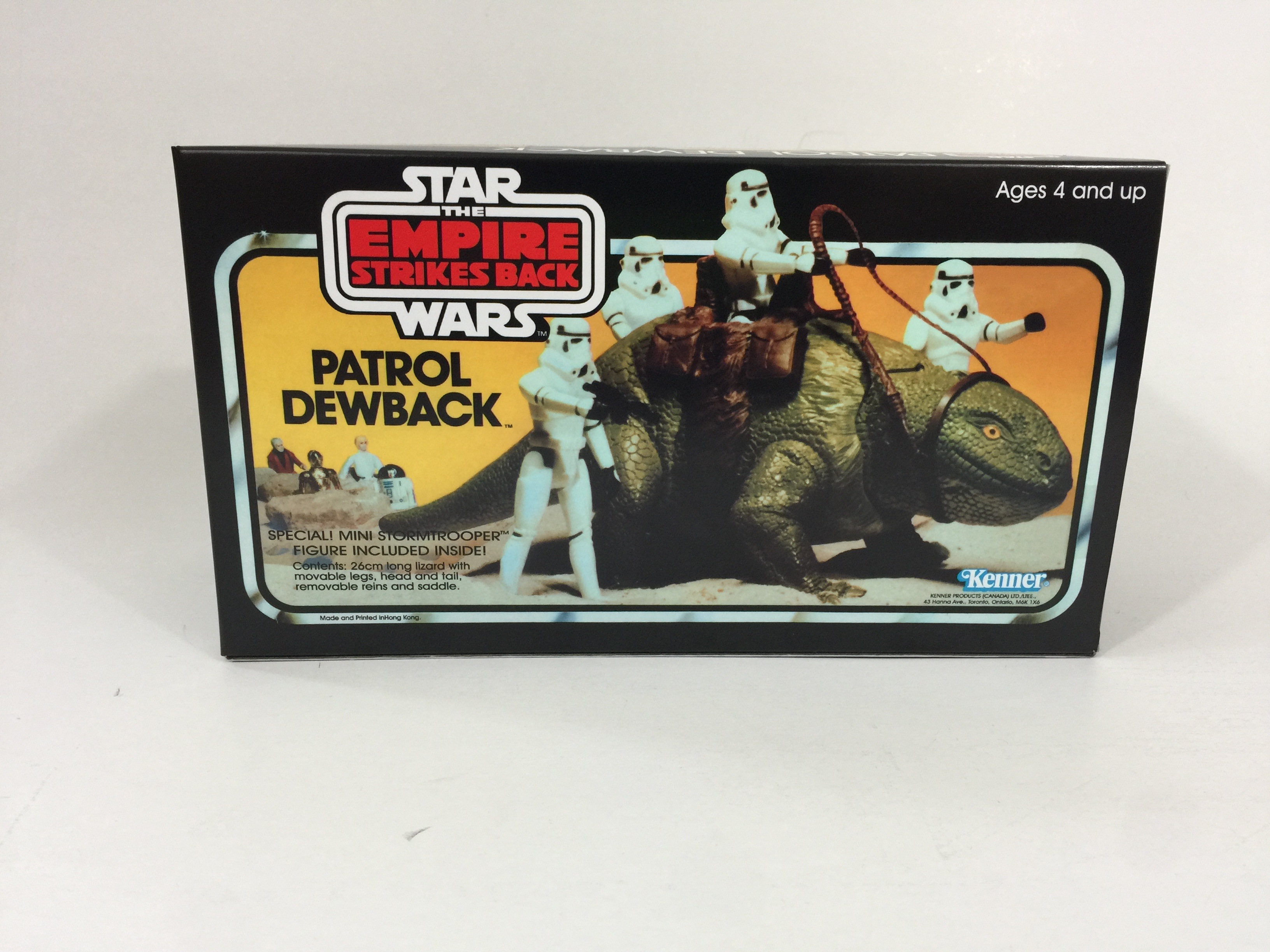 Vintage Star Wars Replacement Dewback  /& Tauntaun Reins