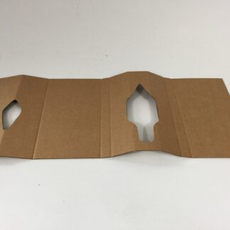 Replacement Vintage Star Wars Dewback box inserts