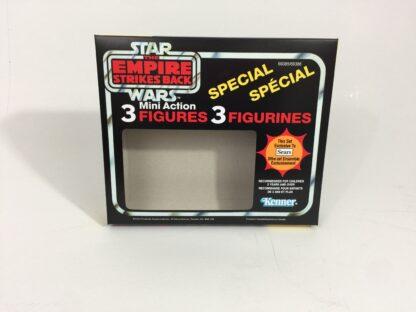 Replacement Vintage Star Wars The Empire Strikes Back Sears 3-Pack box