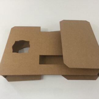 Replacement Vintage Star Wars Tie Interceptor box inserts