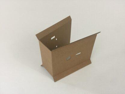 Replacement Vintage Star Wars Mini Rig Desert Sail Skiff box inserts