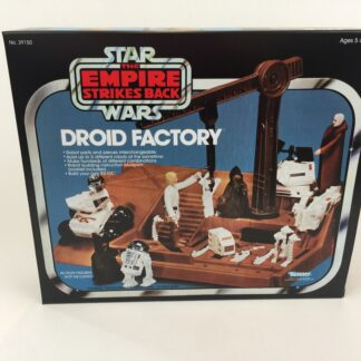Replacement Vintage Star Wars The Empire Strikes Back Kenner Droid Factory box