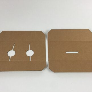 Replacement Vintage Star Wars A-Wing box inserts