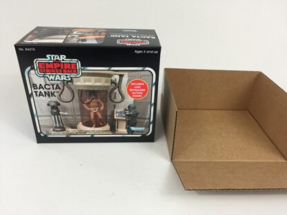 Custom Vintage Star Wars The Empire Strikes Back Bacta Tank box and inserts