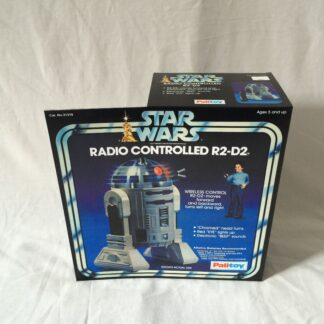 Replacement Vintage Star Wars Palitoy Remote Control R2-D2 box