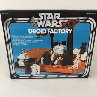 Replacement Vintage Star Wars Kenner Droid Factory box