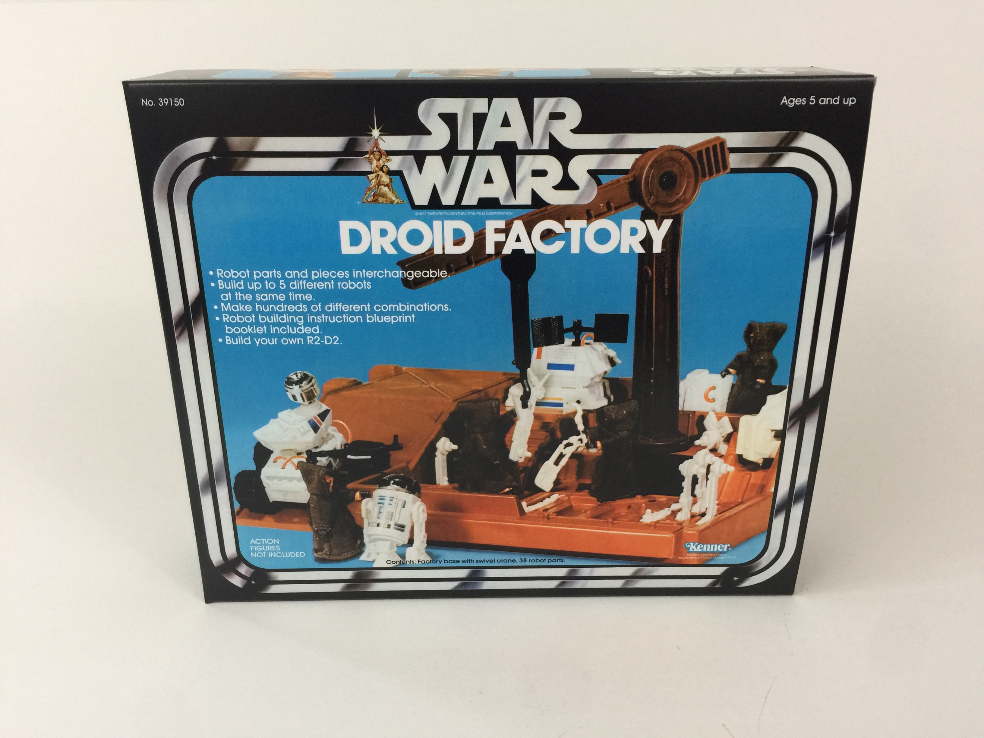 Many To Choose From Star Wars Vintage Droid Factory Spare Parts