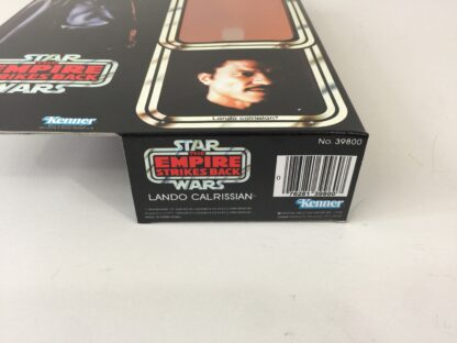 "Reproduction Vintage Star Wars The Empire Strikes Back 12"" Prototype Lando Calrissian box and inserts"