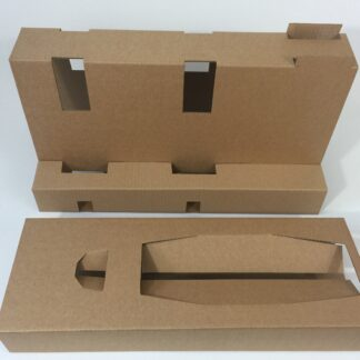 Replacement Vintage Star Wars AT-AT Kenner version 2 box inserts