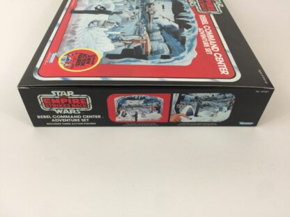 Replacement Vintage Star Wars The Empire Strikes Back Rebel Command Center box and inserts