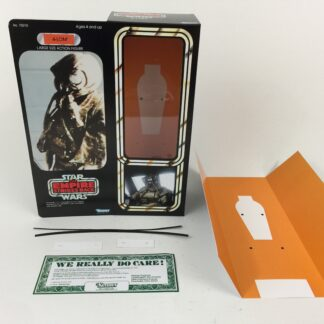 "Custom Vintage Star Wars The Empire Strikes Back 12"" 4-Lom Bounty Hunter box and inserts"