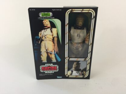 "Custom Vintage Star Wars The Empire Strikes Back 12"" Bossk Bounty Hunter box and inserts"