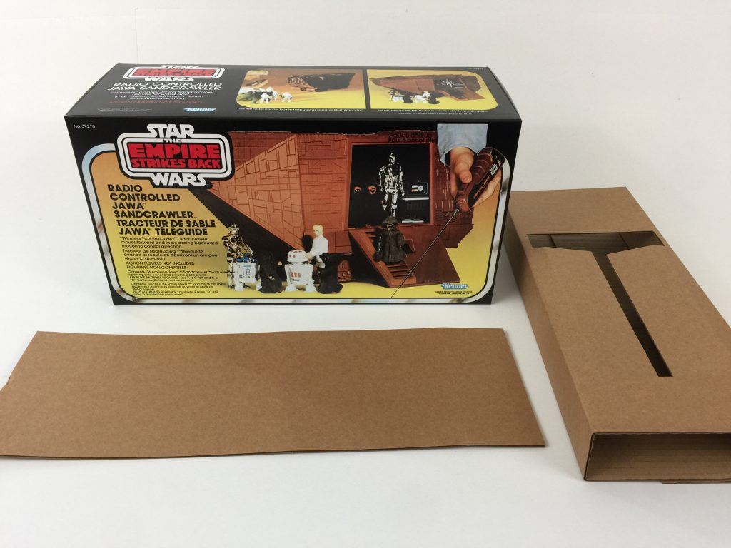Replacement Vintage Star Wars The Empire Strikes Back Jawa