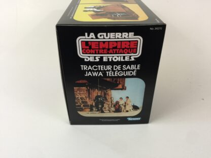 Replacement Vintage Star Wars The Empire Strikes Back Jawa Sandcrawler box and inserts