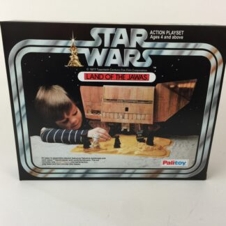 Replacement Vintage Star Wars Palitoy The Land Of The Jawa box