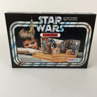 Replacement Vintage Star Wars Palitoy Cantina box