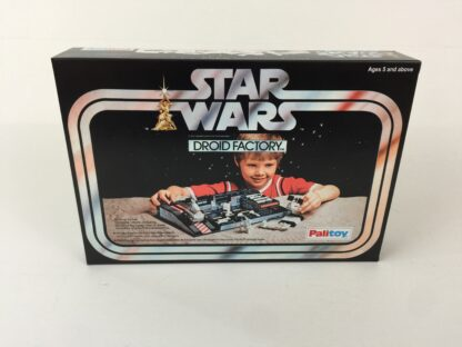 Replacement Vintage Star Wars Palitoy Droid Factory box