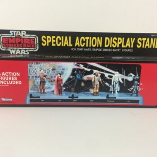 Replacement Vintage Star Wars The Empire Strikes Back Display Stand box and backdrop