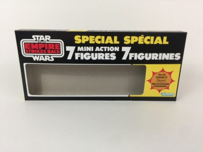 Replacement Vintage Star Wars The Empire Strikes Back Sears 7-Pack box