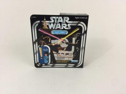 Replacement Vintage Star Wars Light Saber rare version box