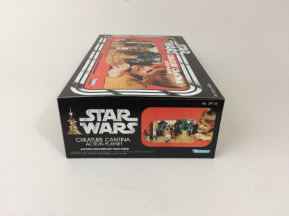 Replacement Vintage Star Wars Creature Cantina box