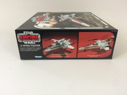 Replacement Vintage Star Wars The Empire Strikes Back Rare Dagobah Scene X-Wing box and inserts