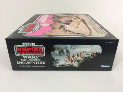Replacement Vintage Star Wars Kenner The Empire Strikes Back Snowspeeder pink box and inserts