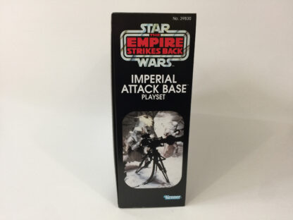 Replacement Vintage Star Wars The Empire Strikes Back Imperial Attack Base box and inserts