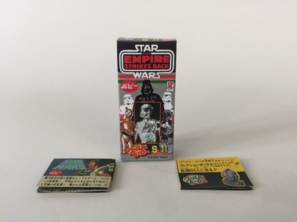 Replacement Vintage Star Wars The Empire Strikes Back Popy S-11 Death Star Droid box and 2 x catalogs / catalogues