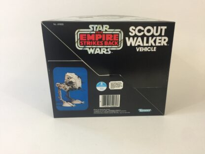 Replacement Vintage Star Wars The Empire Strikes Back Scout Walker AT-ST box and inserts