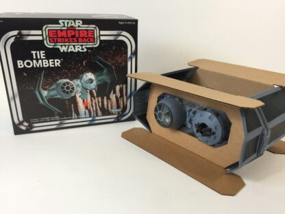 Custom Vintage Star Wars The Empire Strikes Back Tie Bomber box and inserts